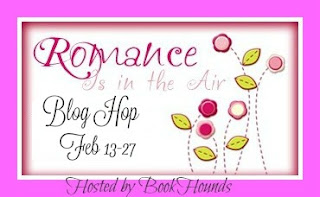 Romance is in the Air Giveaway Hop ~ Ends 2/27