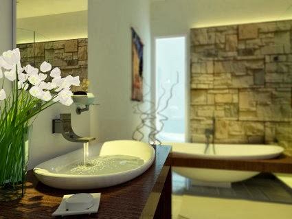 Zen Decor For Bathroom My Little Sweet House