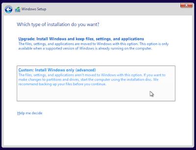 Cara Dual Boot Parrot Security dan Windows