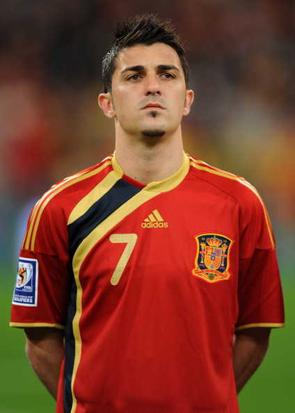 Sports David Villa Profile And Images Photos 2012