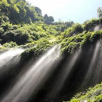 air terjun madakaripura - Referensi Tempat Wisata di Sekitar Bromo