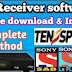 DOWNLOAD ALL RECEIVER SOFTWEAR  FREE