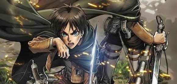 Shingeki no kyojin - 11 anime movie terbaik 2015