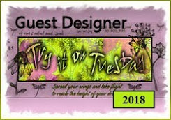 Happy to be a Guest Designer