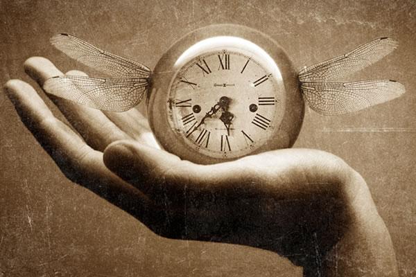 Afectos, razón y tiempo.