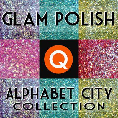 Glam Polish Alphabet City Collection