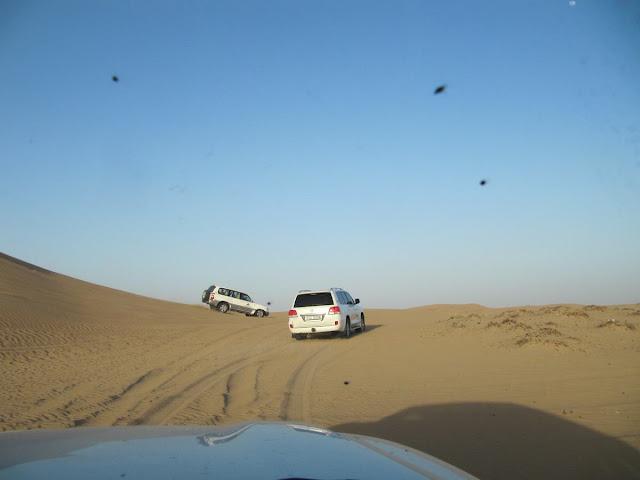 desert safari dubai, 4x4 por el desierto