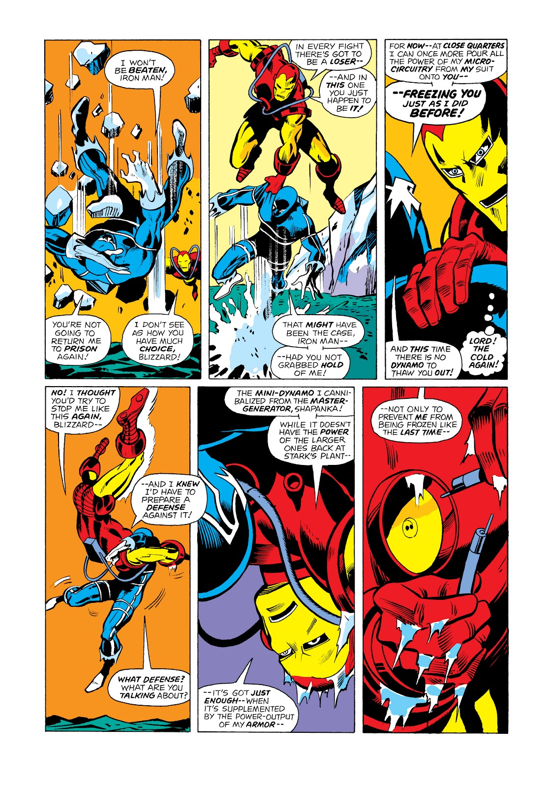Read online Marvel Masterworks: The Invincible Iron Man comic -  Issue # TPB 11 (Part 2) - 18