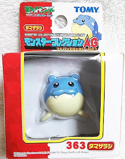 Sphea Pokemon figure Tomy Monster Collection AG series