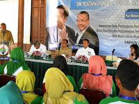 Kader PMD Dilatih Budidaya Hidroponik