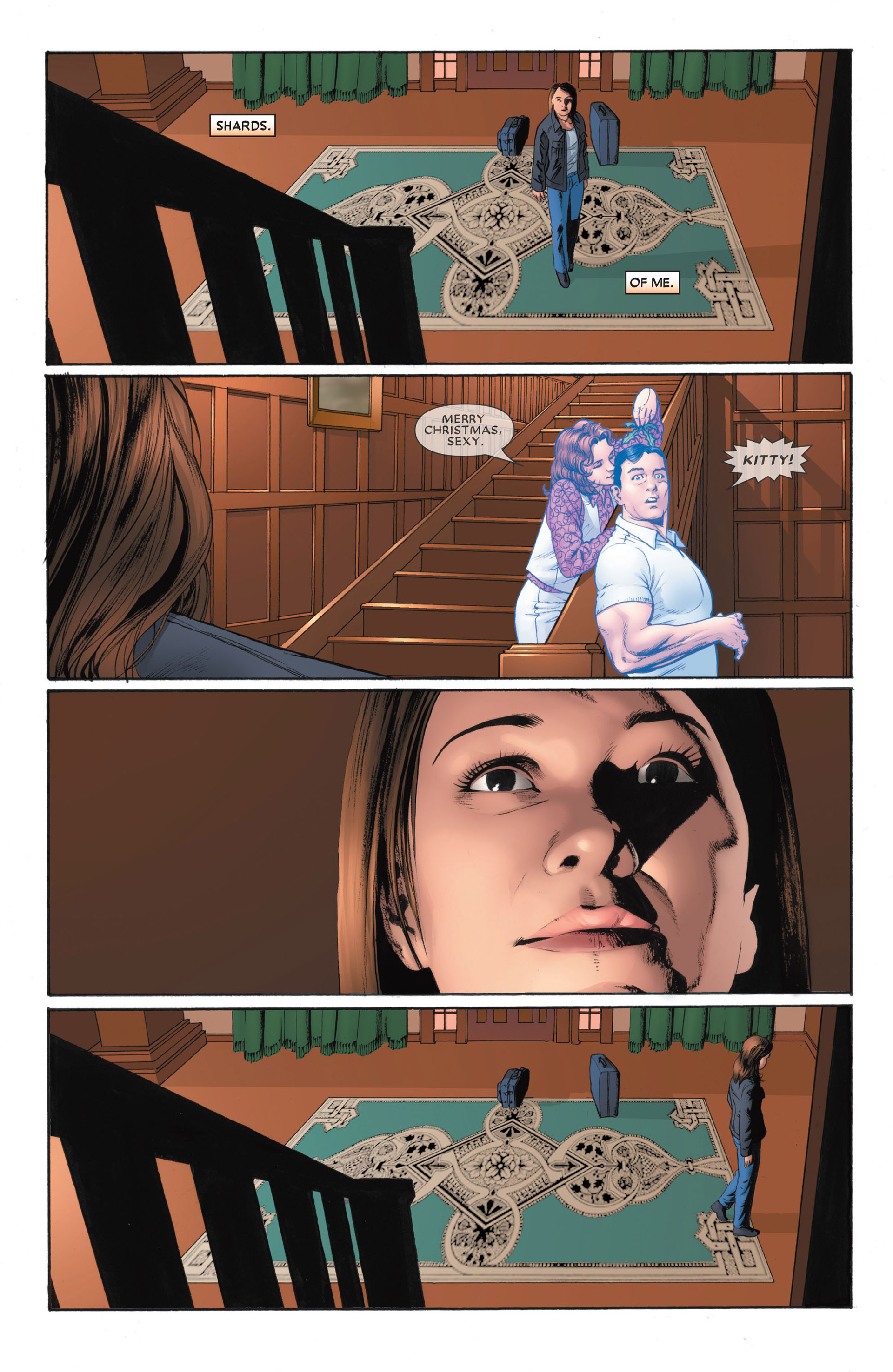 Astonishing X-Men (2004) issue 1 - Page 6