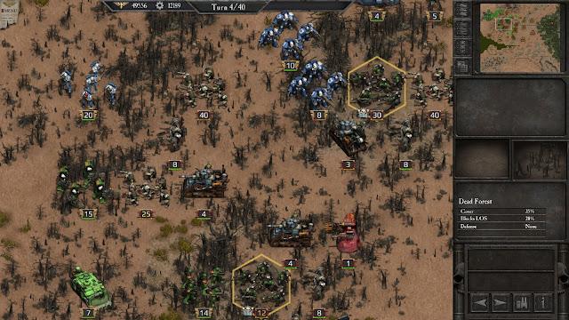 Warhammer 40000 Armageddon Golgotha Full Version PC File