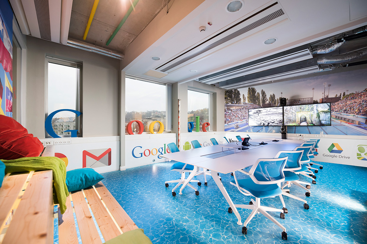 slide google office. I Could Just Slide On Down To Visit Classrooms!!! Google Office P