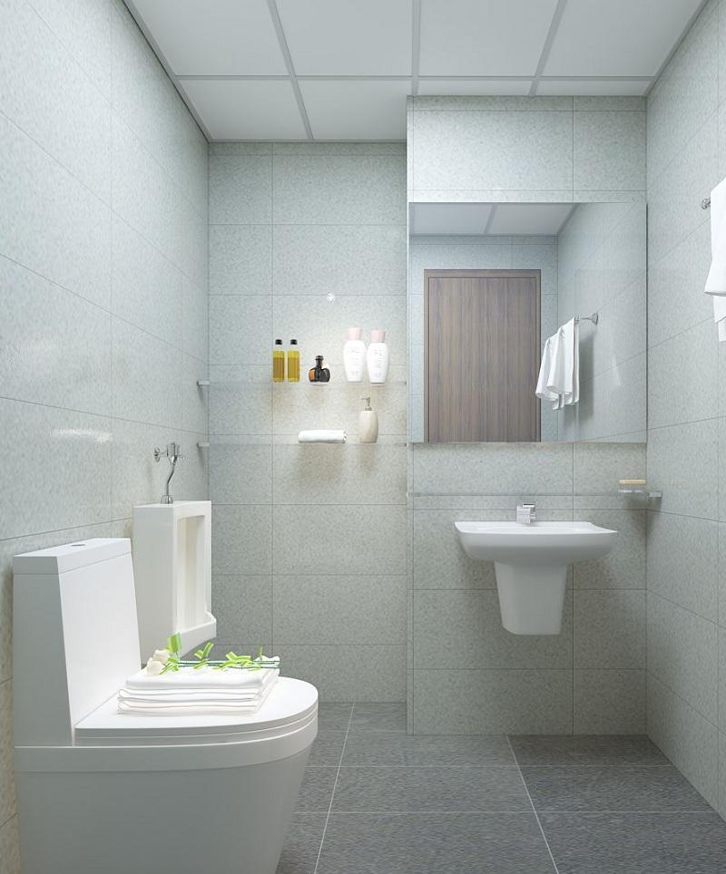 Mẫu thiết kế nội thất chung cư 67m2 sang trọng, tiện nghi - H7