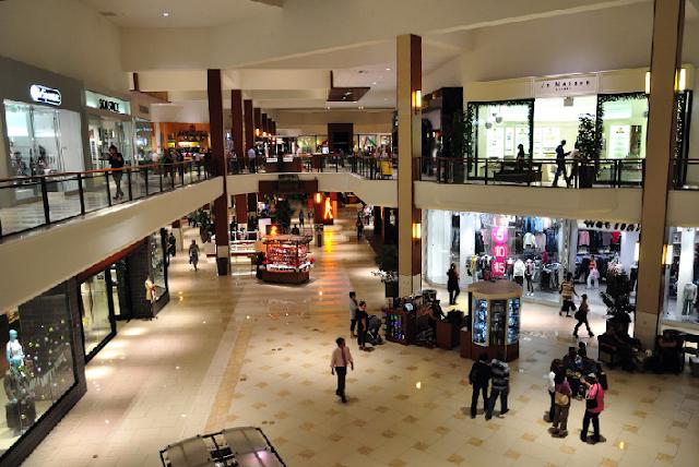 Shopping em Miami