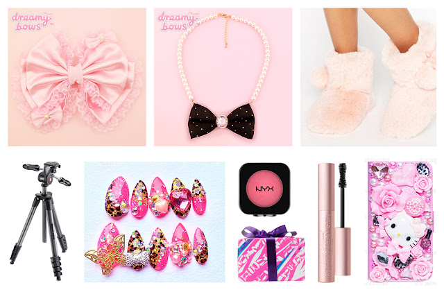 kawaii, Christmas wishlist, gyaru, blogger
