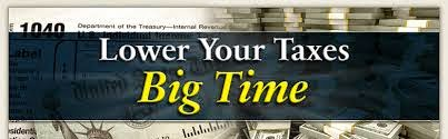 book Report Lower Your Taxes Big Time, By Sandy Botkin