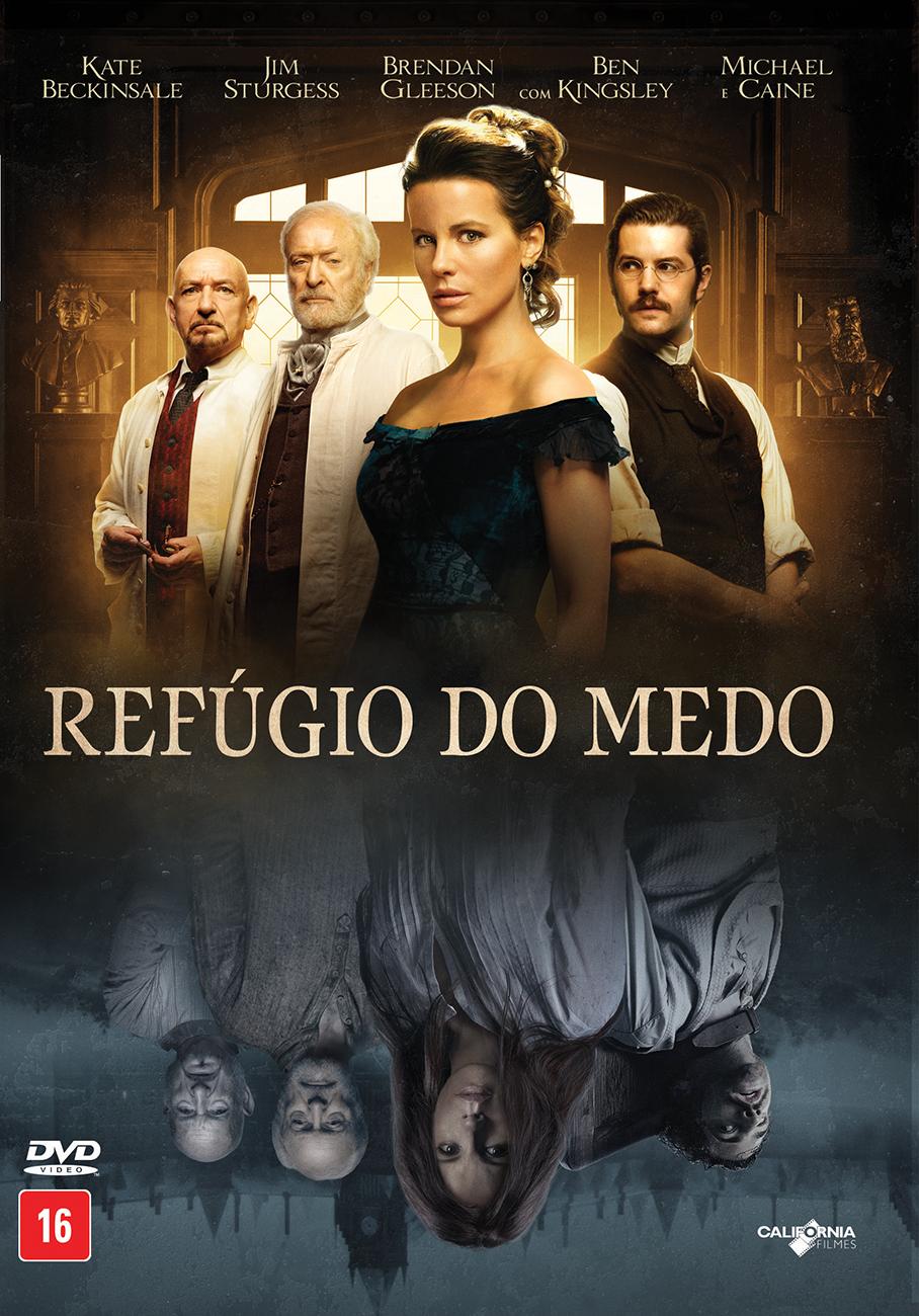 Poster do filme Refúgio do medo