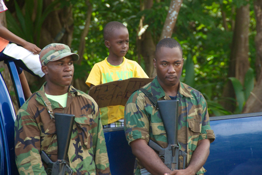 World Military And Police Forces Dominica