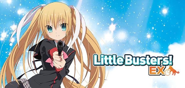 Little Busters! EX di Rekomendasi Anime Romance - Shoujo Terbaik