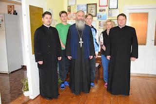 Cu familia parintelui Alin Farcas, Parohia Deusu, Cluj