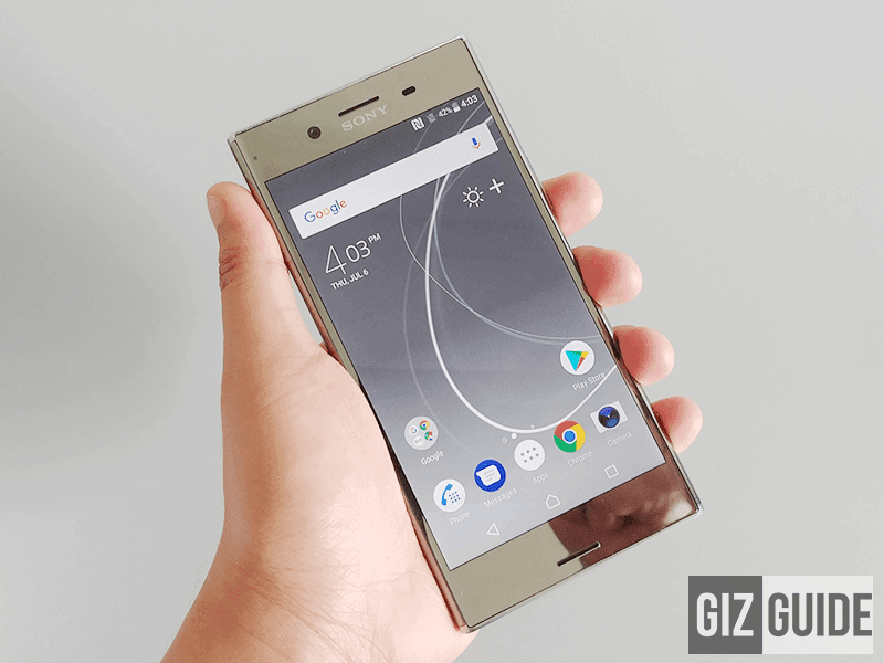 Sony Xperia XZ Premium review
