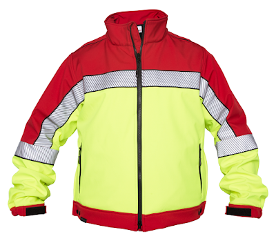 Elbeco Shield Color Block Soft-Shell Jacket
