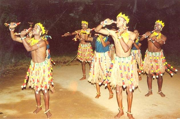 Tribal Heritage - Tribal Art Performance