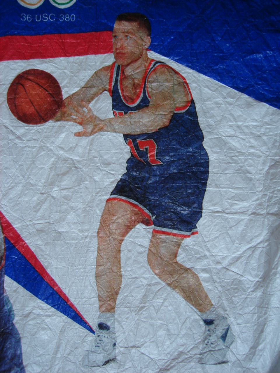 Dreamy And Classic Boxwood Gardens: Theothersideofthepillow: Vintage Kellogg's DREAM TEAM USA