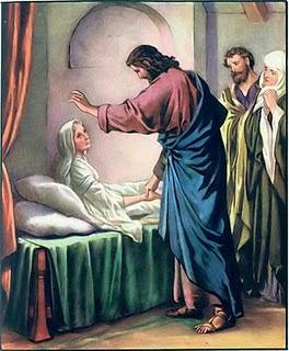 Jesús-sana-a-suegra-de-Pedro