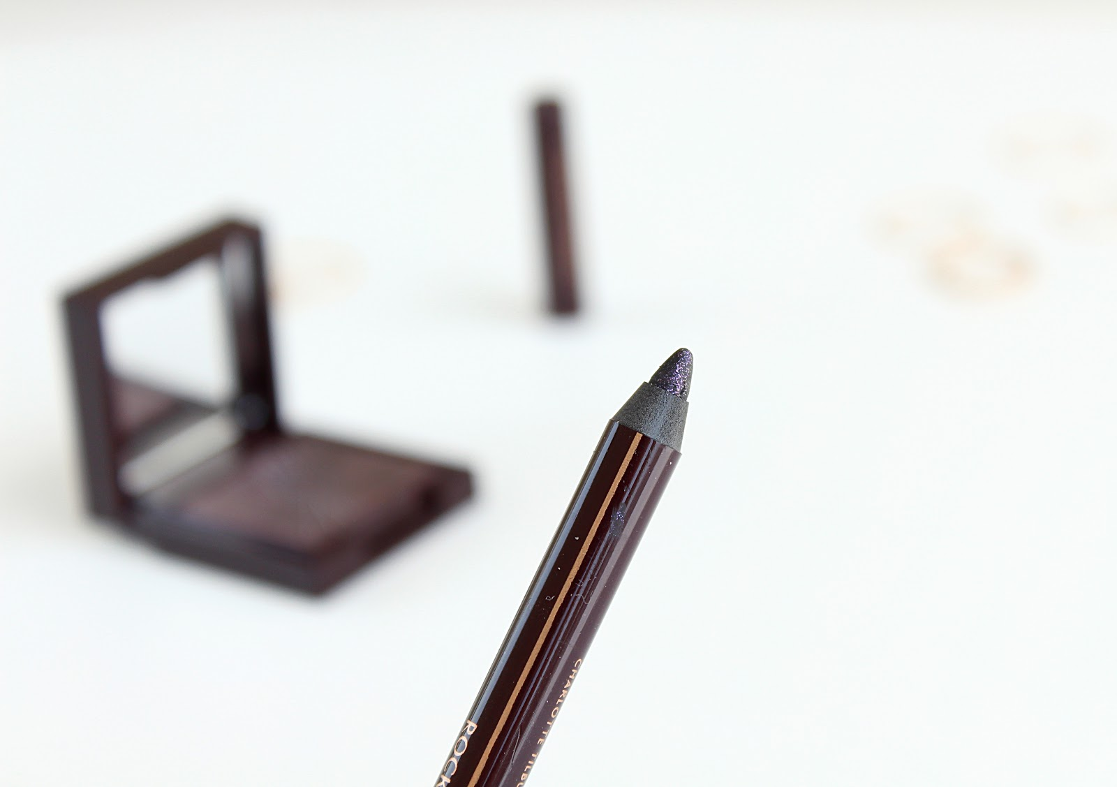 Charlotte Tilbury Nocturnal Cat Eyes To Hypnotise Supernova Review and Swatches, Life in Excess Blog