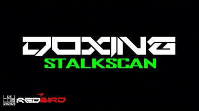 DOXING | StalkCan - Herramienta Online