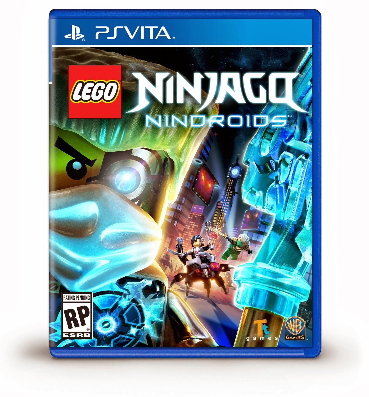 PS Vita Roundup: LEGO Ninjago NinDroids to assemble on ...