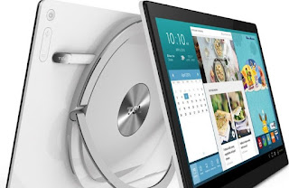 Alcatel Xess, a giant tablet with a full HD 17.3-inch ...