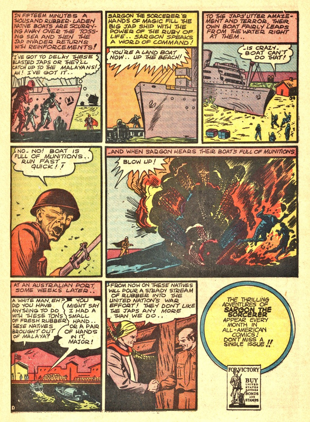 Read online All-American Comics (1939) comic -  Issue #47 - 46