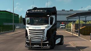 Mod truck scania ets2 v1.30