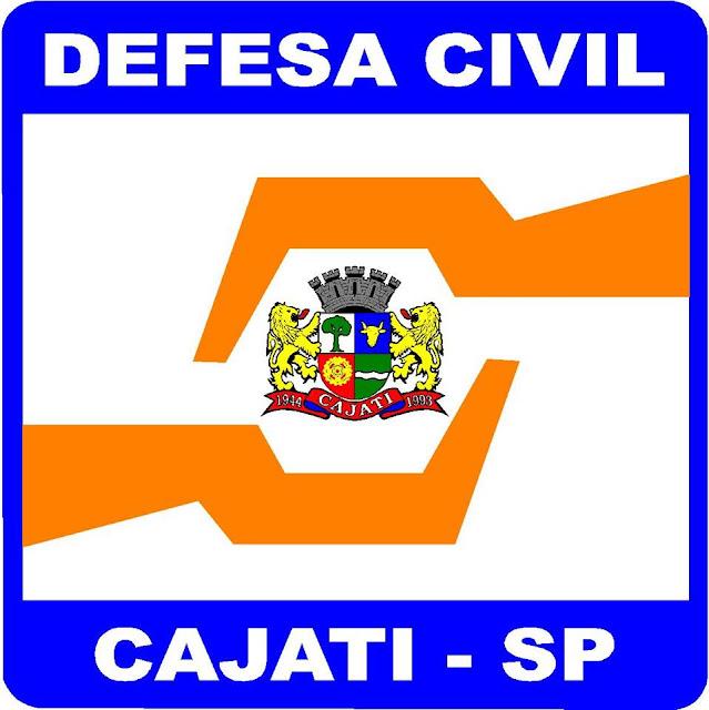 DEFESA CIVIL DE CAJATI ALERTA PARA OS PERIGOS DA TEMPORADA DE CHUVAS