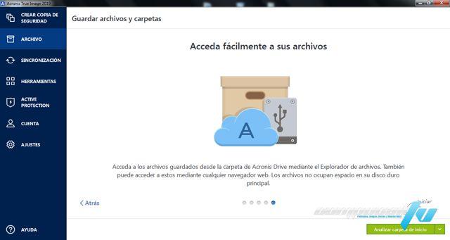 Acronis True Image 2019 Versión 23.2 Full Multilenguaje (Español)