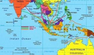 Letak dan Luas wilayah Indonesia