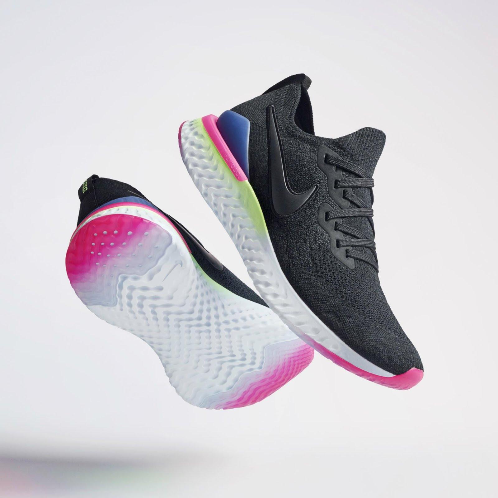 166a2a95905 Tênis Nike Epic React Flyknit 2 - Macio e Responsivo - Blog da Marcy