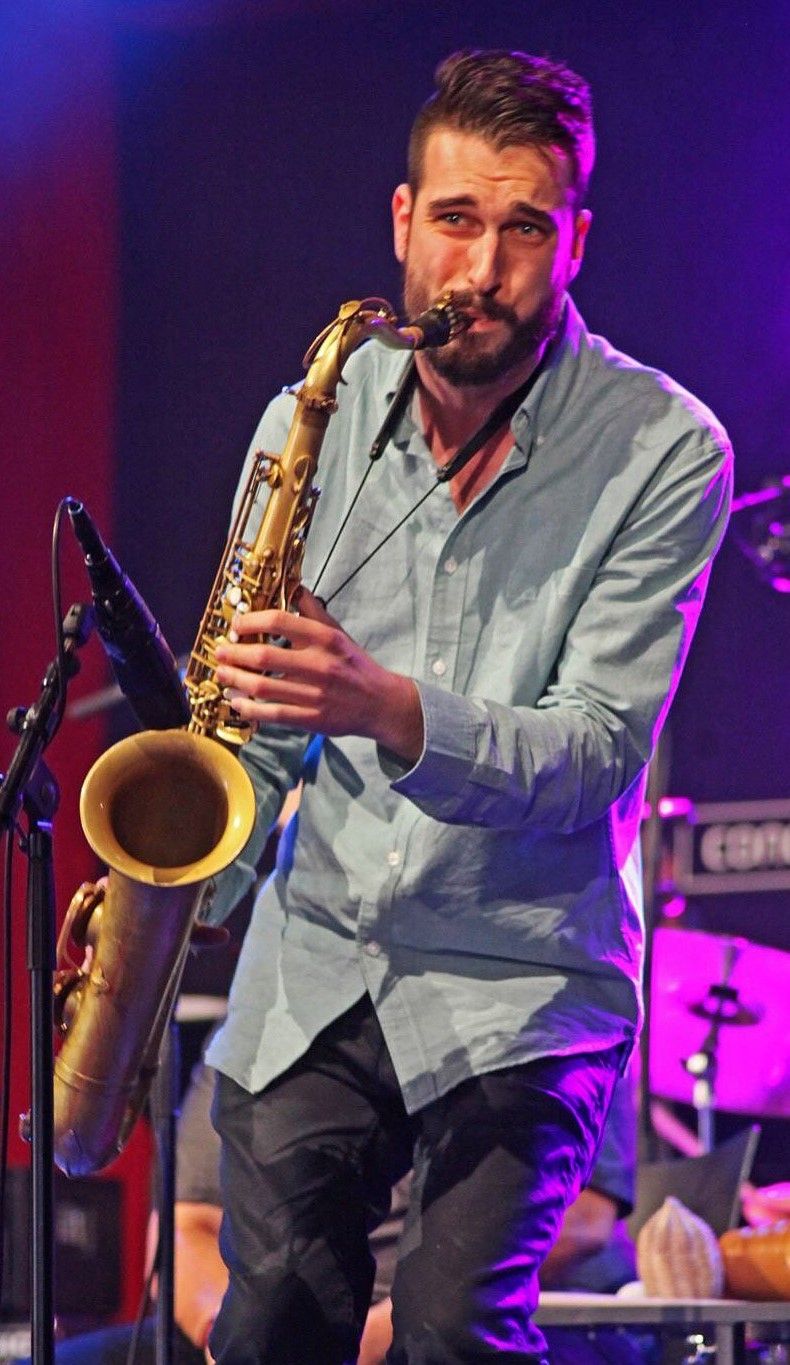 Republic of Jazz: Chad Lefkowitz-Brown's Onward with Randy Brecker
