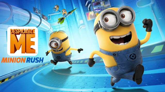 Download Game Minion Despicable Me: Minion Rush Terbaru