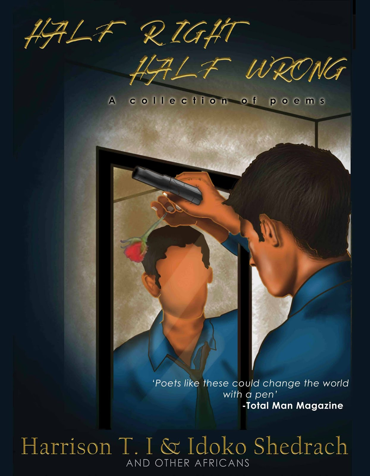 "Click  below picture to read & download ""Half Right Half Wrong"" by Harrison T. I and Idoko Shedrack"