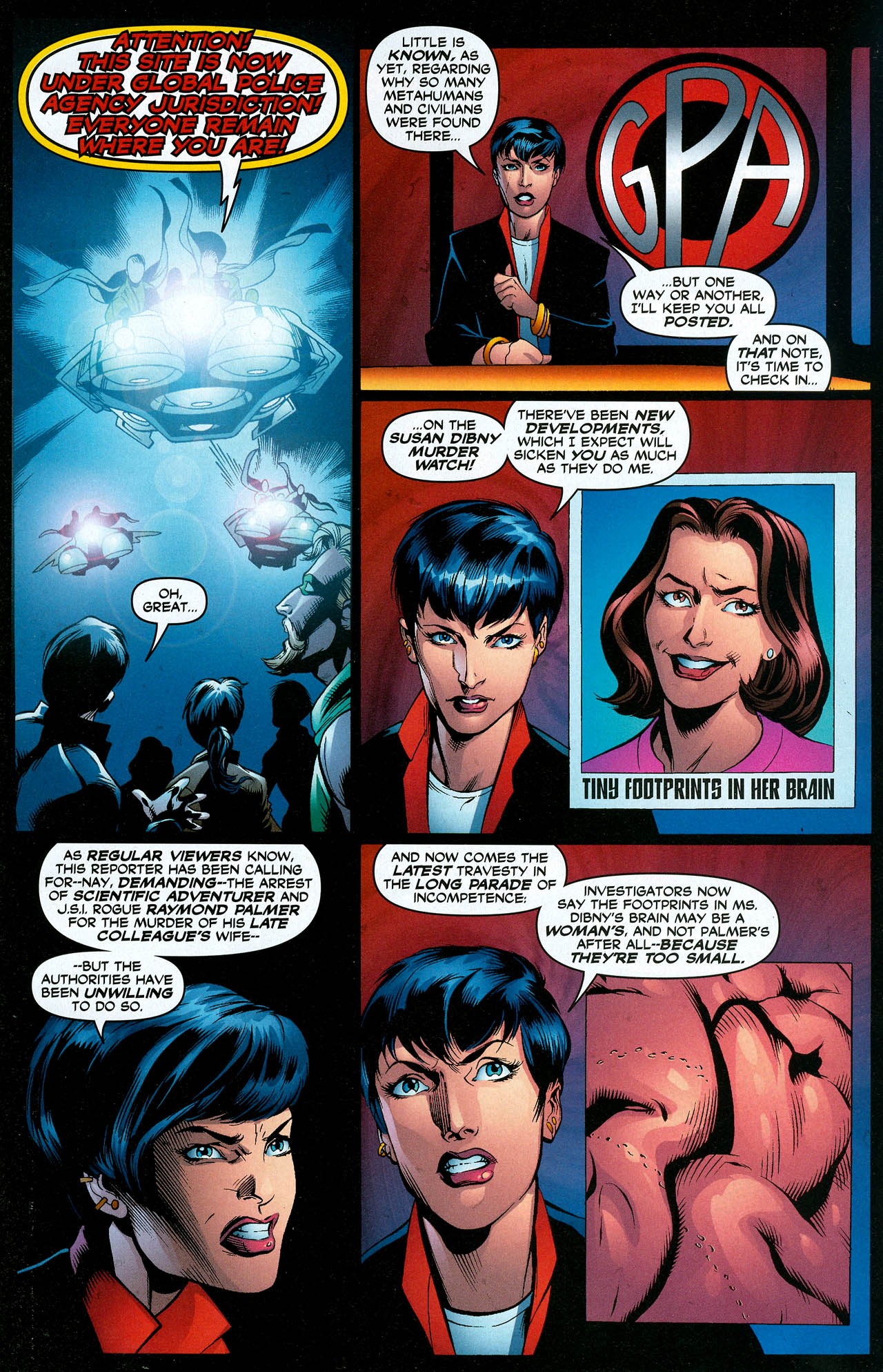Read online Trinity (2008) comic -  Issue #18 - 14