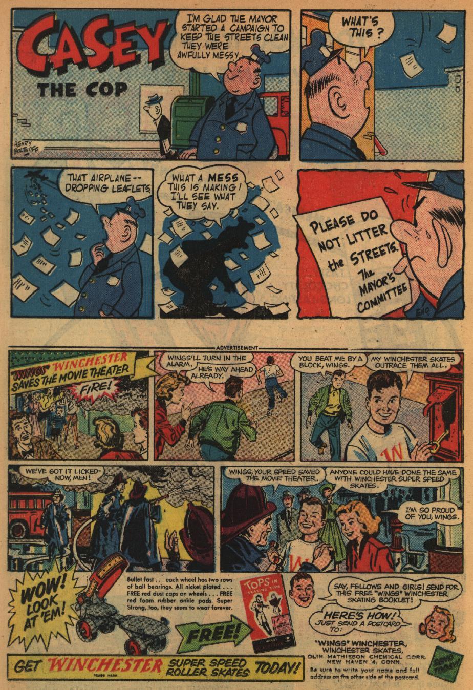 Read online Detective Comics (1937) comic -  Issue #226 - 16