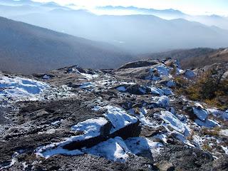 Sommet Jay Mountain, Adirondaks, point de vue, paysage