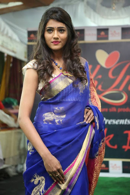 Shalu Chourasiya Stills At Silk India Expo 2017