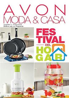 Catalogo Avon Moda y Casa Cosmeticos 15 Agosto 2018