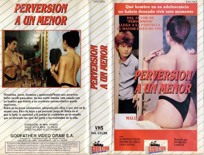Игры желания / Impudicizia / Perversion A Un Menor / Games of Desire.