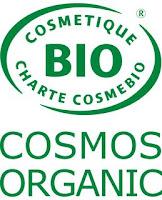 Logo du label Cosmos organic